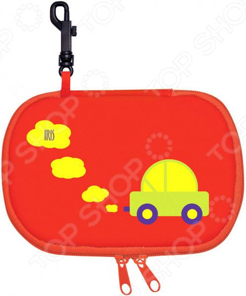 Термобутербродница IRIS Barcelona СнэкРико «Машинка» 18х12 см