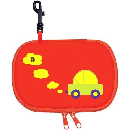 Купить Термобутербродница IRIS Barcelona СнэкРико «Машинка» 18х12 см