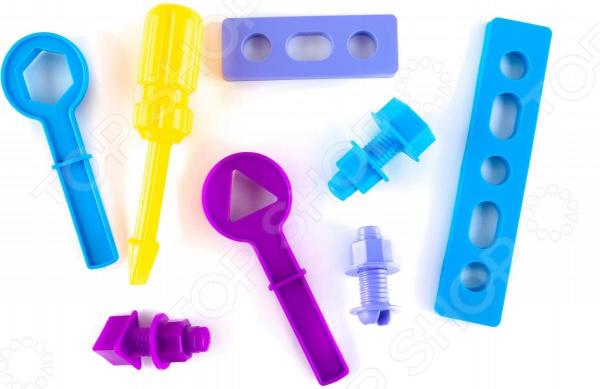 Игровой инструмент для мальчика Пластмастер «Механик»