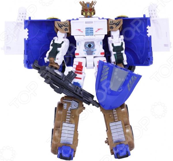 Робот-трансформер Taiko R0138 со светозвуковыми эффектами. В ассортименте