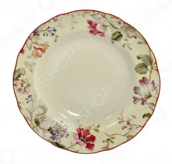 Тарелка суповая Utana «Жизела»