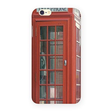 Купить Чехол для iPhone 6 Mitya Veselkov «Будка в Лондоне»