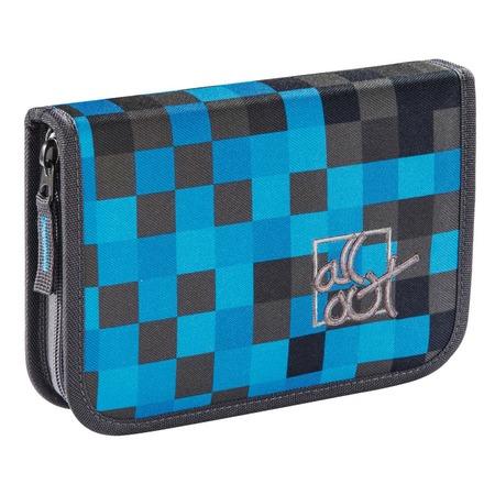 Пенал All Out Blue Pixel