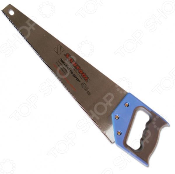 Ножовка по дереву SANTOOL 030102-018