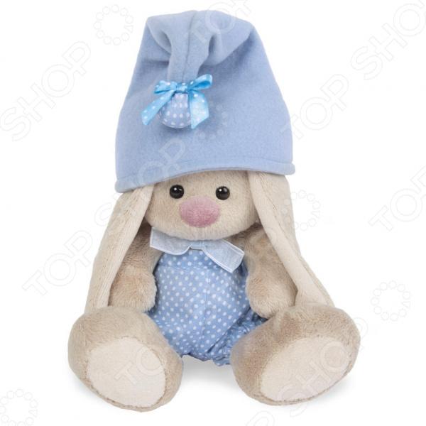Мягкая игрушка BUDI BASA «Зайка Ми-гномик в голубом» alilo музыкальная игрушка классный зайка в голубом