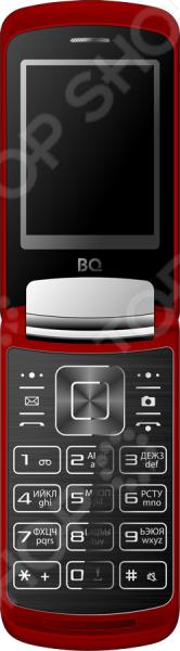 Мобильный телефон BQ «Мечта ДУО» телефон dect gigaset l410 устройство громкой связи