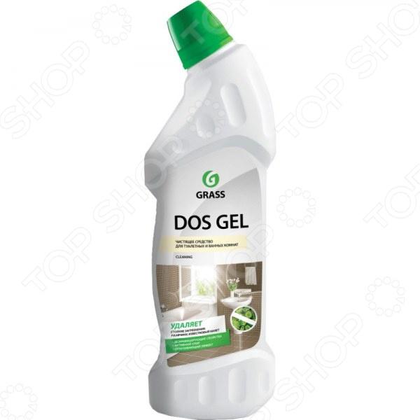 Гель для дезинфекции и отбеливания GraSS Dos Gel средство для чистки и дезинфекции deso 5 кг grass 125191