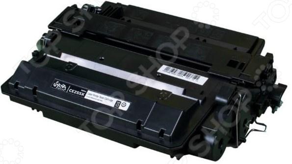 Картридж Sakura CE255X для HP LaserJet P3015/3015d/3015dn/3015x картридж для принтера hp 711 cz130a blue