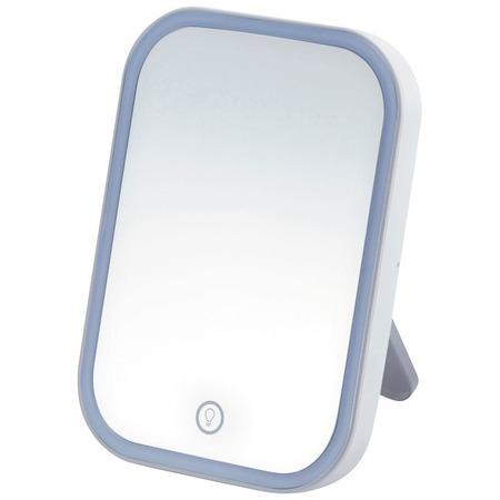 Купить Зеркало косметическое с подсветкой Energy EN-703