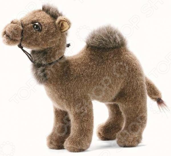 Мягкая игрушка интерактивная Hansa «Верблюд»