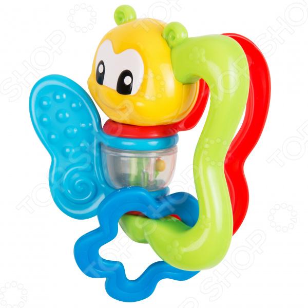 Игрушка-погремушка Clementoni «Бабочка»