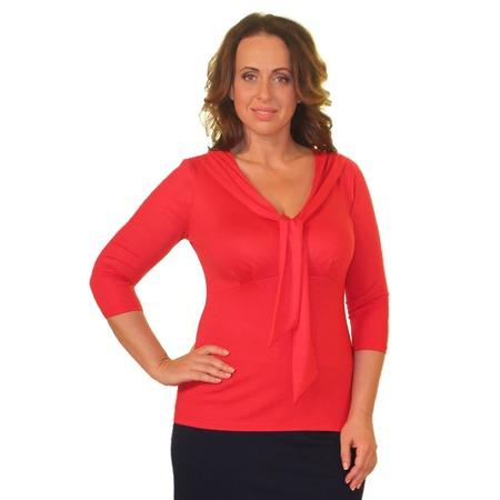 Купить Блуза Матекс «Зоя». Цвет: красный
