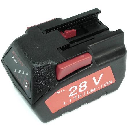 Купить Батарея аккумуляторная для электроинструмента Milwaukee 058344