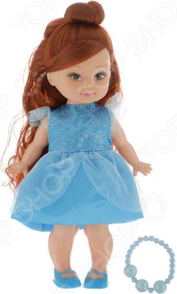 Кукла Mary Poppins «Элиза. Мисс Очарование». Цвет: голубой