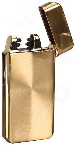 USB-зажигалка электроимпульсная Lighter Classic Fashionable. В ассортименте    /