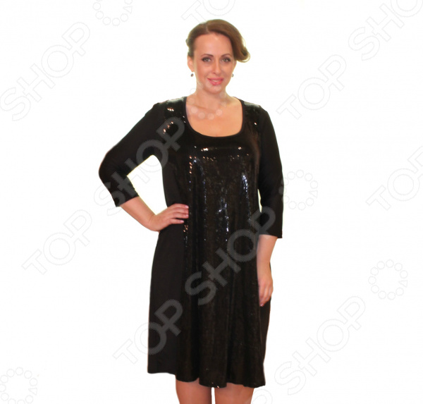 Платье Матекс Клеопатра это легкое платье с эффектом 2 в 1, которое поможет вам создавать невероятные образы, всегда оставаясь женственной и утонченной. Благодаря прямому силуэту оно скроет недостатки фигуры, а при необходимости скорректирует ее. В этом платье вы будете чувствовать себя блистательно как на работе, так и на вечерней прогулке по городу. За счет комбинации двух видов полотна создается особый эффект этого платья, а полочка обшитая блестящими пайтеками подчеркивает все достоинства вашей фигуры. Округлый вырез горловины изящно подчеркивает грудь и расставляет акценты формируя женственный силуэт. Удобные втачные рукава скрывают полноту рук. Платье изготовлено из качественного 100 полиэстера, благодаря чему материал не скатывается и не линяет после стирки. Даже после многократных стирок и использования платье будет выглядеть прекрасно.