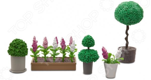 Аксессуары для домика Lundby Stockholm «Цветы в горшках»