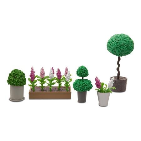 Купить Аксессуары для домика Lundby Stockholm «Цветы в горшках»