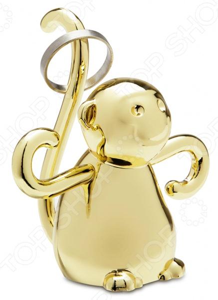 Подставка для украшений Umbra Zoola «Обезьянка» подставка для колец zoola кролик