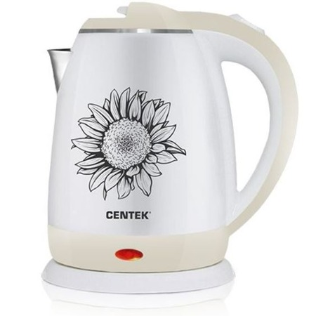 Купить Чайник Centek CT-1026 Beige