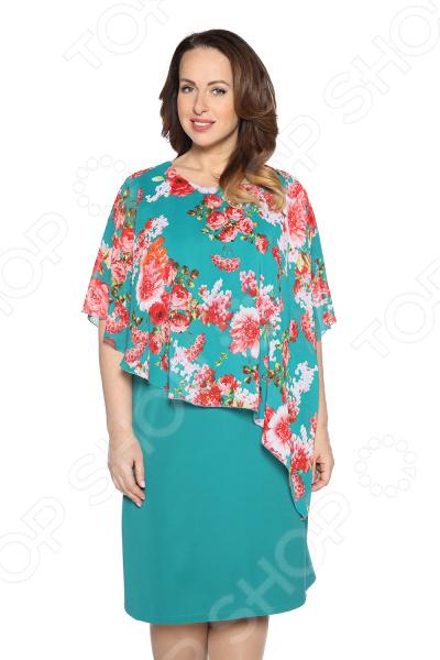Платье Blagof «Флоренция». Цвет: бирюзовый
