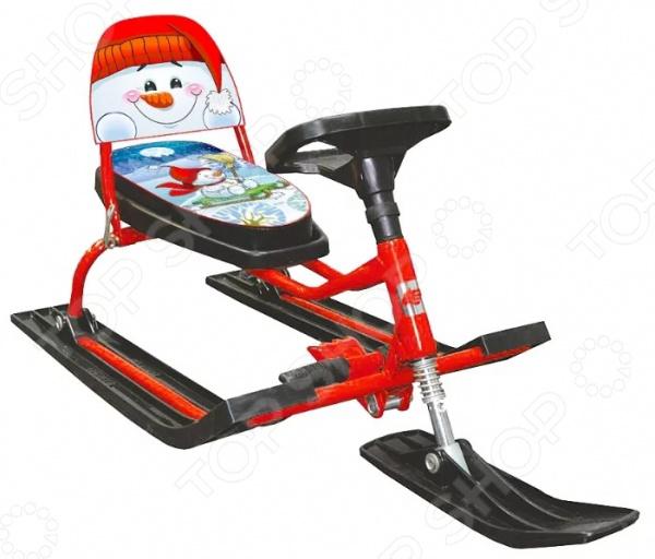 Снегокат 130 Comfort «Снеговик»