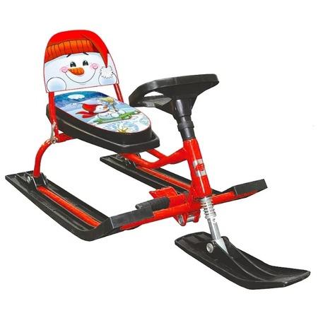 Купить Снегокат 130 Comfort «Снеговик»