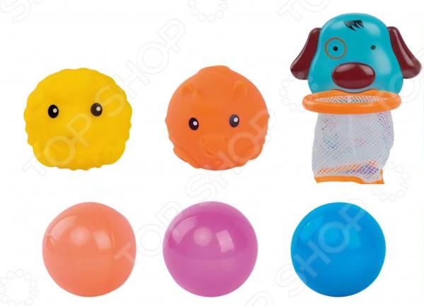 Набор игрушек для купания Наша Игрушка «Собачка»