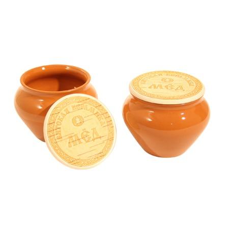 Купить Набор горшочков для меда Вятская керамика