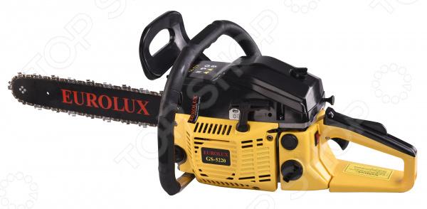 Пила цепная бензиновая Eurolux GS-5220 цена