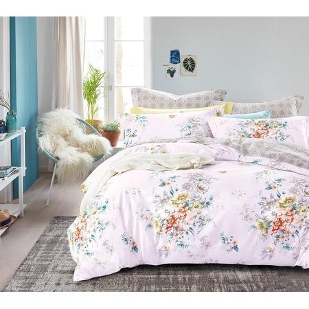 Комплект постельного белья Cleo 022-SR. Евро