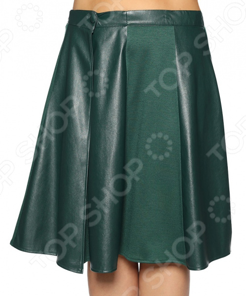 Юбка Pretty Woman «Страстное танго». Цвет: зеленый