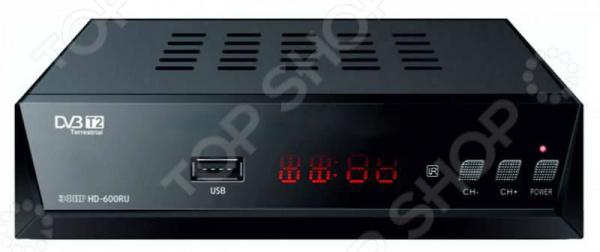 Ресивер Эфир HD-600 RU