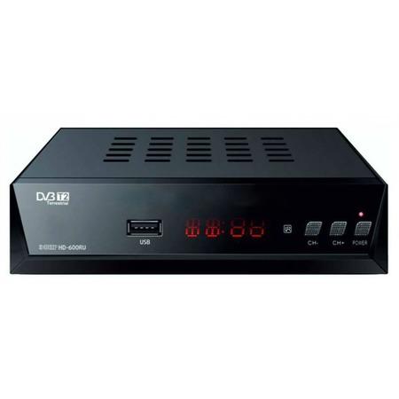 Купить Ресивер Эфир HD-600 RU