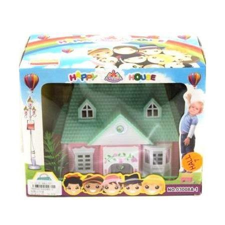 Купить Домик кукольный Shantou Gepai Happy House