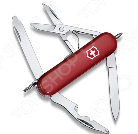 Нож перочинный Victorinox Classic Midnite Manager 0.6366 нож перочинный victorinox midnite manager 0 6366 58мм 10 функций красный