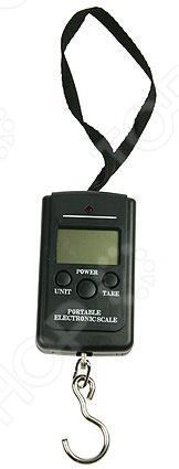 Весы дорожные цифровые 299027 Portable весы для багажа в дорогу