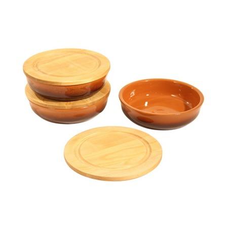 Купить Набор мисок Вятская керамика
