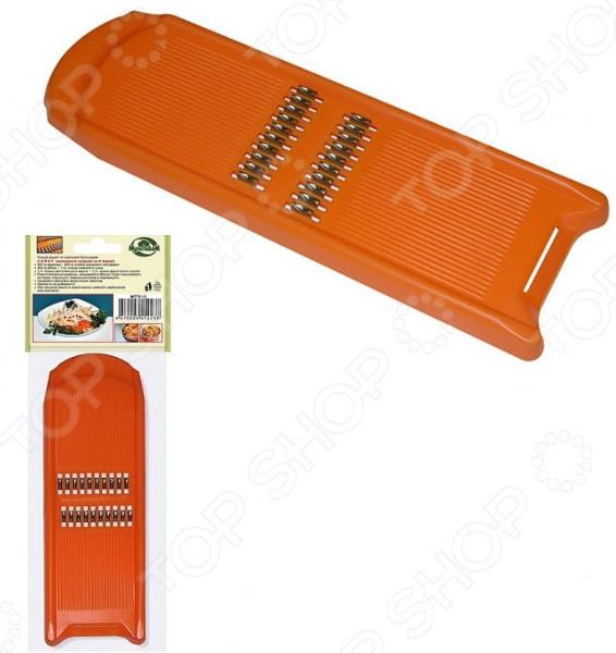 Терка для корейской моркови Мультидом МТ76-11