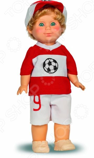 Кукла Весна «Митя Футболист». В ассортименте