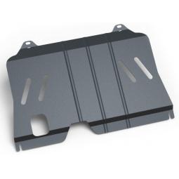 Комплект: защита картера и крепеж EKO для LADA Largus / Nissan Almera / Renault Sandero, Logan I/II - 2006