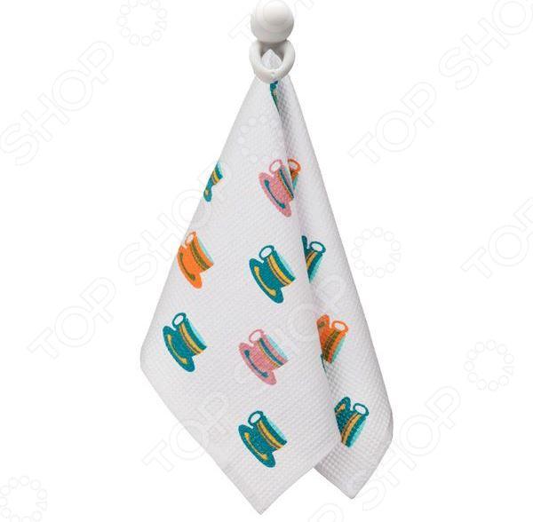 Полотенце вафельное Santalino 825-031 полотенце для кухни арти м пасхальные традиции