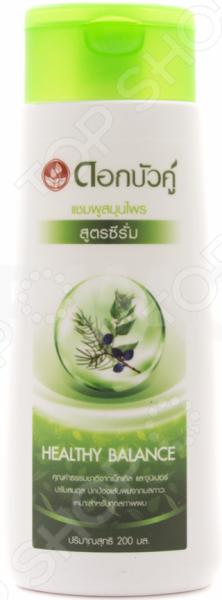 Шампунь для волос с сывороткой Twin Lotus Herbs Serum