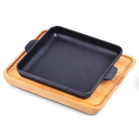 Купить Сковорода с подставкой Brizoll Horeca