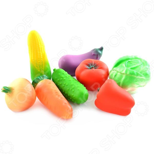 Набор игрушек для ребенка Огонек «Овощи» 01290 набор продуктов огонек продукты с 885