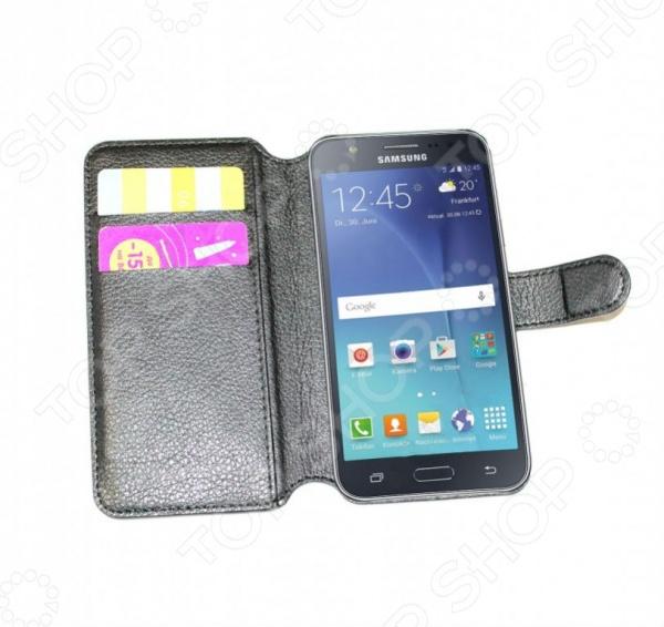 Чехол для телефона Bradex Flip-Open Case Чехол для телефона Bradex SU 0016 /Черный