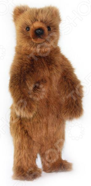 Мягкая игрушка Hansa «Медведь гризли стоящий»