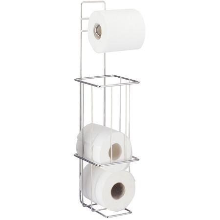 Купить Держатель с корзиной для туалетной бумаги Tatkraft Lager