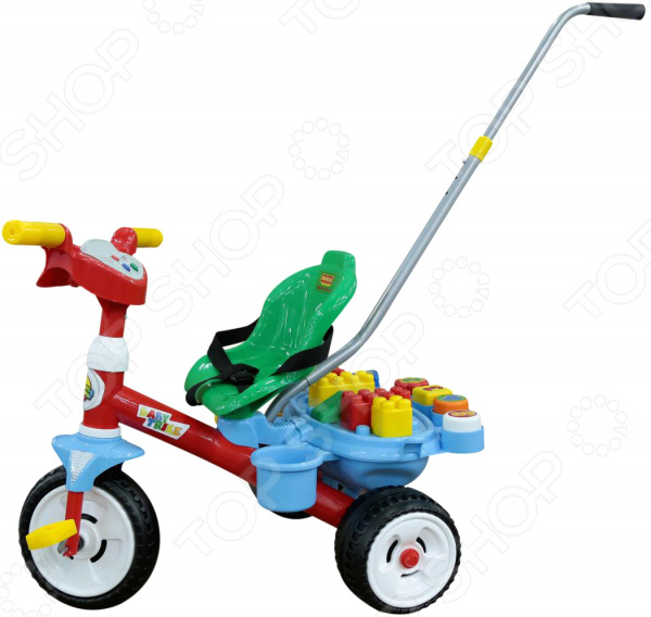 Велосипед трехколесный Coloma Y Pastor Baby Trike 46796