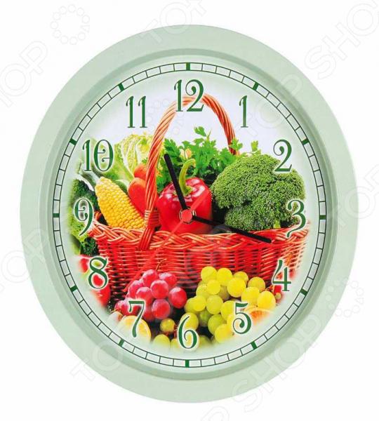 Часы настенные Miolla «Овощи» часы настенные miolla котик